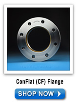Conflat Flange Sight Window
