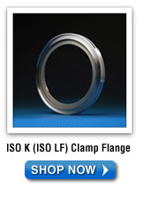 ISO K (ISO LF) Flange Sight Glass