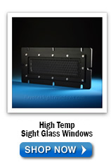 High Temp Sight Glass Windows