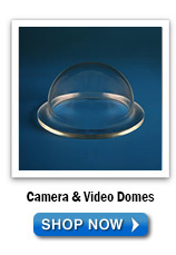 Molded Optical Camera/Video Glass Domes