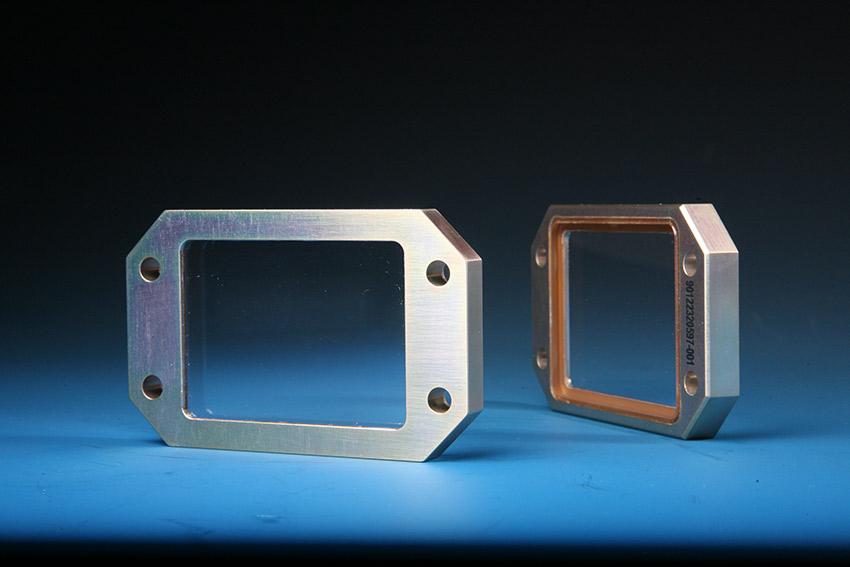 High Temperature Sight Glass Windows - High & Low Pressure