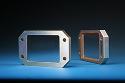 HPHT - Rocket Engine Sapphire Observation Window
