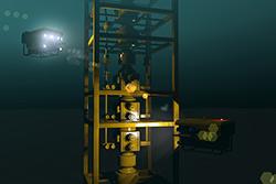 ROV With Ultra-High Pressure Camera Dome