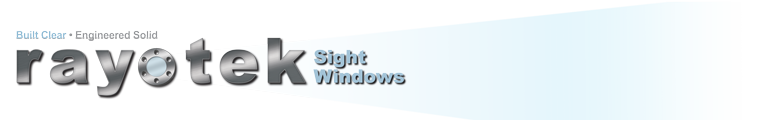 Rayotek Sight Windows